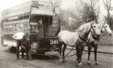 Breve historia de los medios de transporte