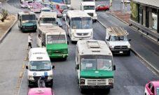 Medios de transporte en México