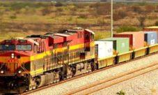 Medios de transporte ferroviario